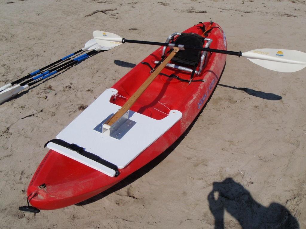 Kayak Adaptation