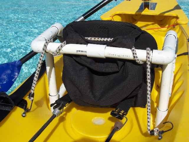 Kayak Adaptation Rear