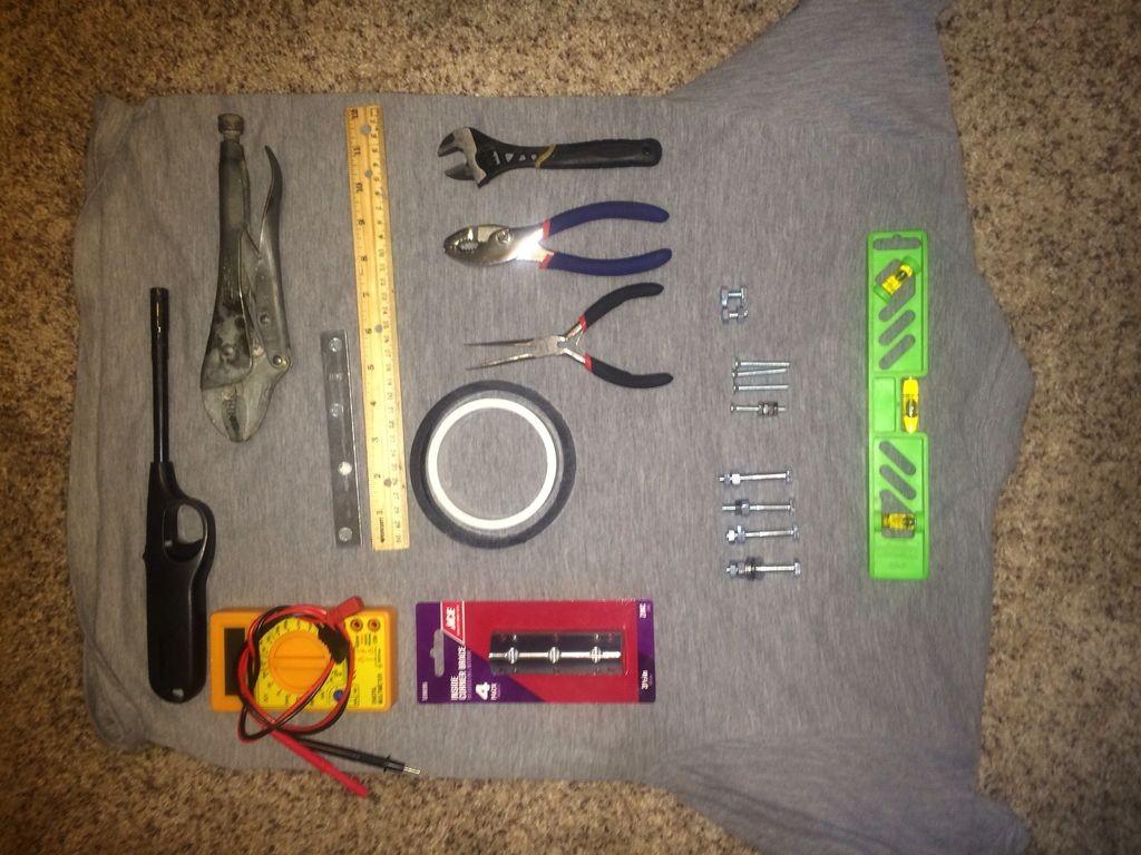Materials and Tools