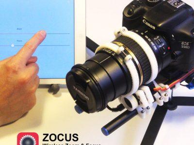 Zocus camera