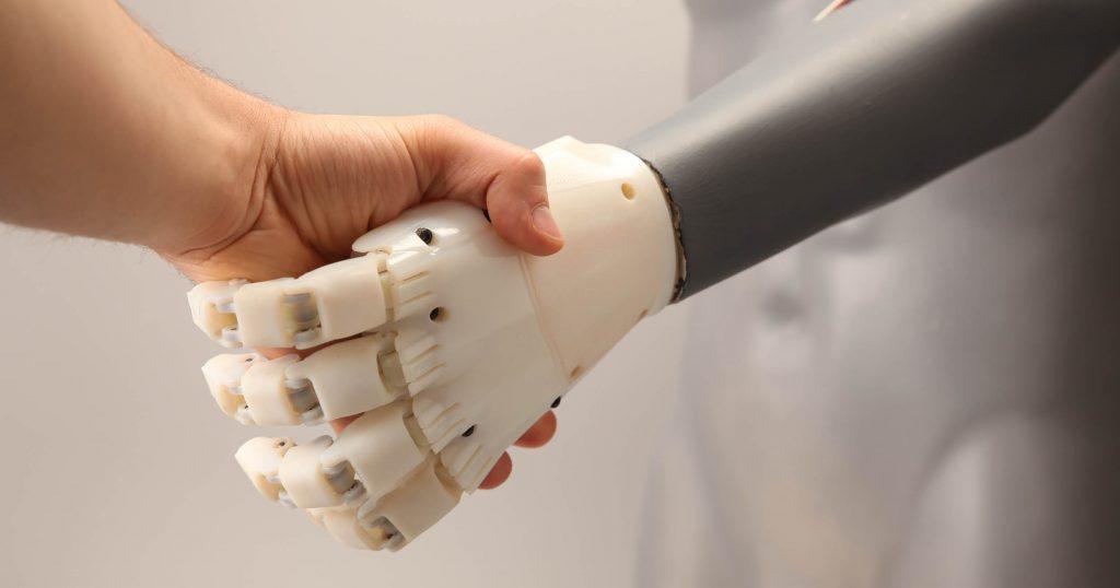 Nuada myoelectric prosthetic hand